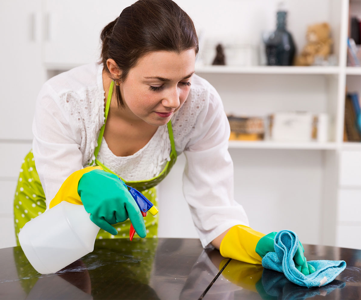 Emergency Cleaning Tips For Your Big Day